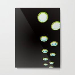 ufo.light Metal Print