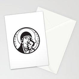 Baby Jesus Poster Prints Stationery Cards
