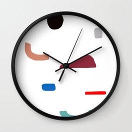 DESERT LANDSCAPE Wall Clock