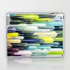 obelisk posture 3 Laptop & iPad Skin