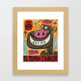 Rapero # 2 Framed Art Print