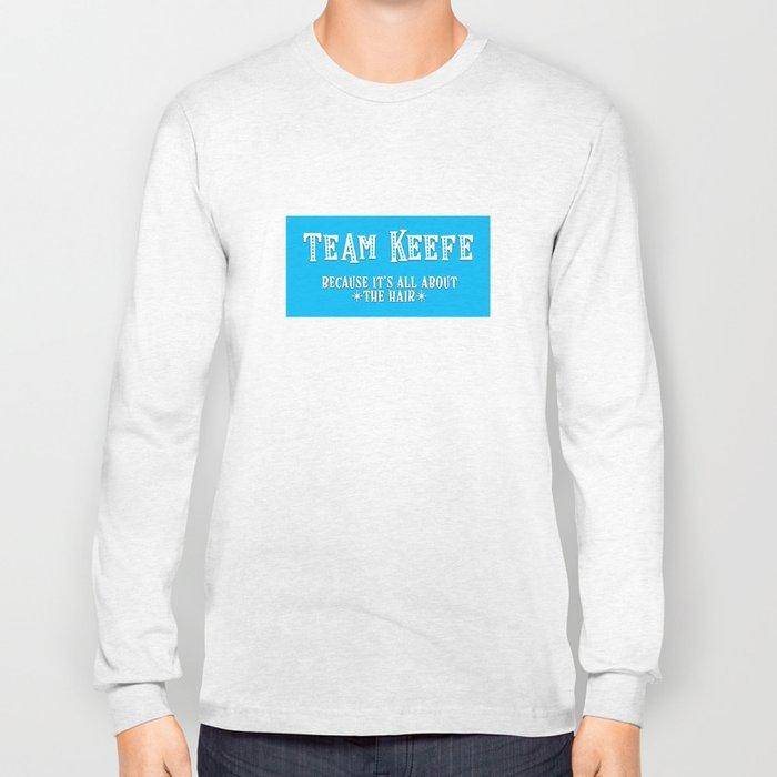 Team Keefe Long Sleeve T-shirt