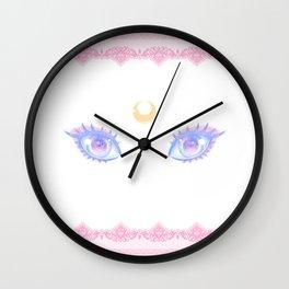 Sailor Moon Eyes Wall Clock