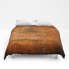 Wood Texture 340 Comforters
