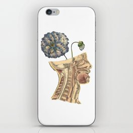 A Growing Mind iPhone Skin
