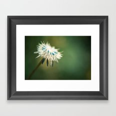 The Parasol Framed Art Print