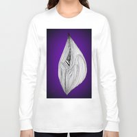 spaceship Long Sleeve T-shirts featuring Spaceship by Ajinkya Pawar