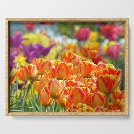 Brooklyn Tulips Serving Tray