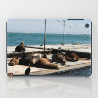 san diego iPad Cases featuring San Diego by Taylor