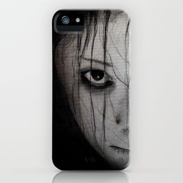 Kayako - The Grudge iPhone Case