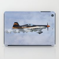pilot iPad Cases featuring Stunt Pilot by Peaky40