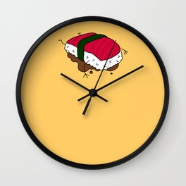 Foods Of The World: Japan Wall Clock