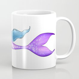 Mira the Mermaid Coffee Mug