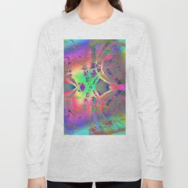 waves III plasticid Long Sleeve T-shirt