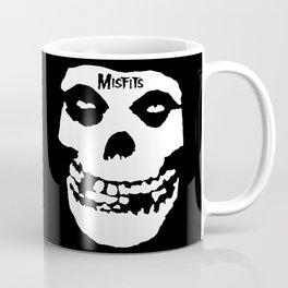 Misfit Skull Coffee Mug