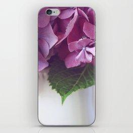 Daydreams in Hydrangea iPhone Skin
