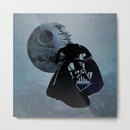 Dark Side Metal Print