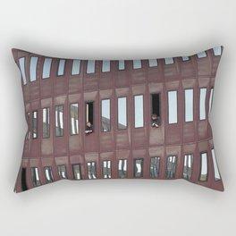 Amsterdam Conversation Rectangular Pillow