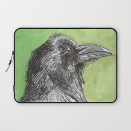 Majestic Raven Laptop Sleeve