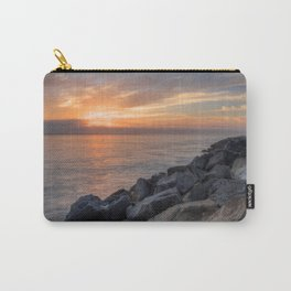 Sunsetty Jetty Carry-All Pouch