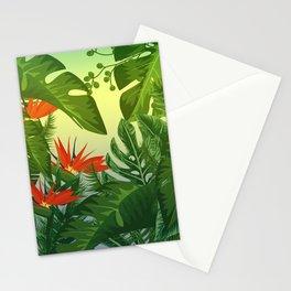 Leaf me Tropical Stationery Cards