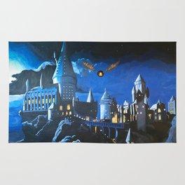 Gogwarts Rug