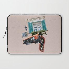 Psychedelic Gemmayzeh - Beirut  Laptop Sleeve