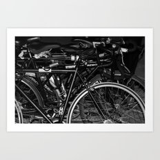 BNWbikes Art Print
