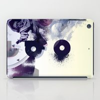 freud iPad Cases featuring freud' ego by ferzan aktas