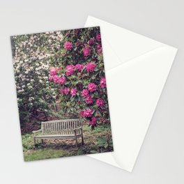 Rest Among the Flowers Stationery Cards