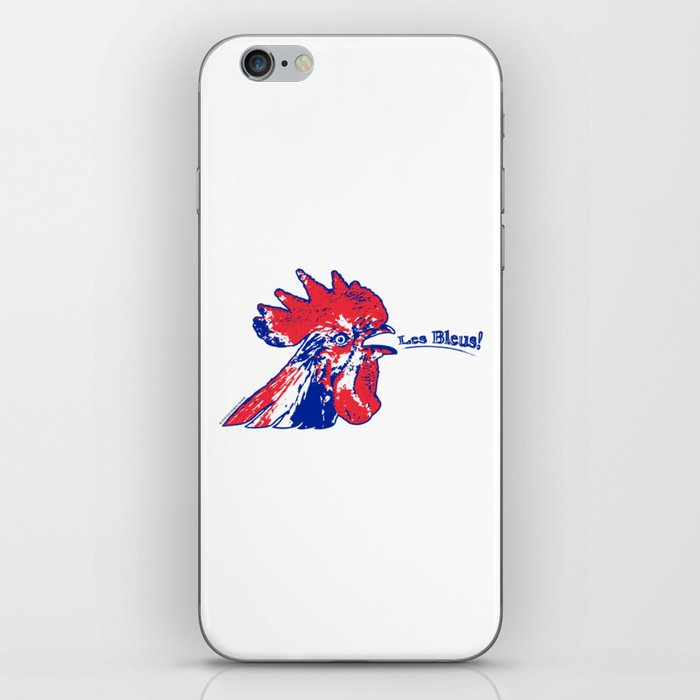 France Les Blues (The Blues) ~Group C~ iPhone Skin