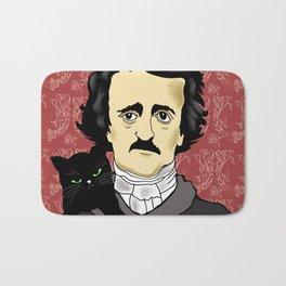Edgar Allan Poe Bath Mat