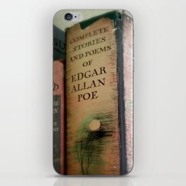 Pink Poe iPhone Skin