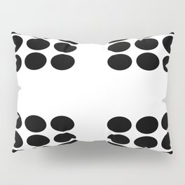 Perpendicular Pillow Sham