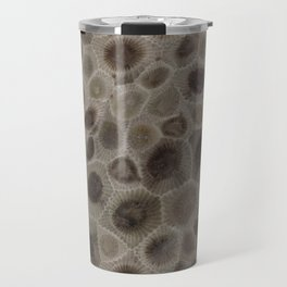Petoskey Stone Travel Mug
