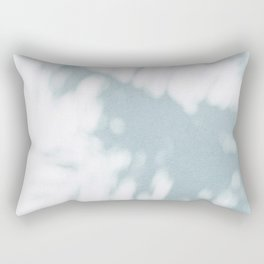 palm shadow Rectangular Pillow