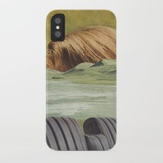 He had many layers. Slim Case iPhone X