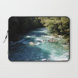 Lake Marian, New Zealand Laptop Sleeve
