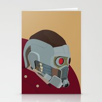 starlord Stationery Cards featuring Starlord by AWAL