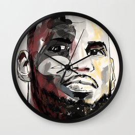 Eyes of An OG Wall Clock