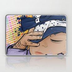 Baby Girl Sleeping Laptop & iPad Skin