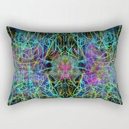 Abstract Energy 4 Rectangular Pillow