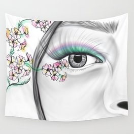 Eye Wall Tapestry
