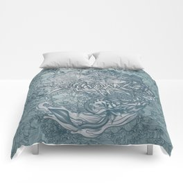 Fifth Mix Blue Comforters