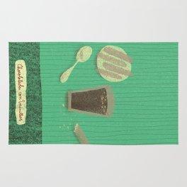 Chocolatada Rug