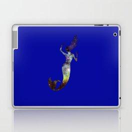 Galaxy Mermaid 2 (Navy) Laptop & iPad Skin