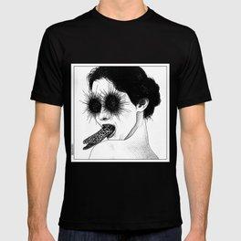 asc 591 - Le regard de la Méduse (The mesmerizing mermaid) T-shirt
