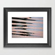 Rippled Waters || Framed Art Print