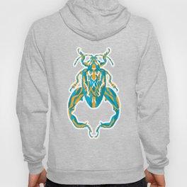 Sagra Beetle _ Psychedelic bug 3.2 _ Besouro Independente Hoody