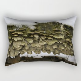 Fungi I Rectangular Pillow